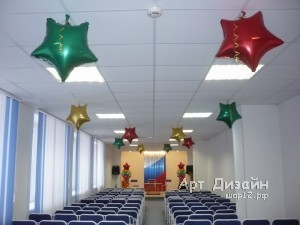 Арт Дизайн - Украшения помещений воздушными шарами