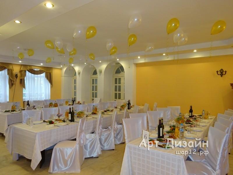 Оформление и украшение воздушными шарами